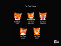 Cat Cute Twitch Emote