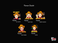 Farmer Twitch Emote