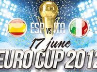 Euro Soccer Cup 2012 PSD Flyer