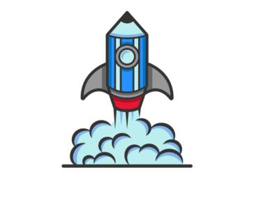 pencil+Rocket