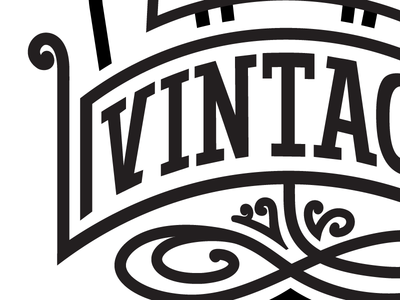 Vintage Beer Menu