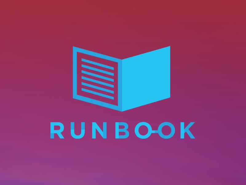 Runbook Logo Concept - On Assembly assembly logo runbook gotham