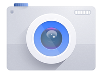 WIP new app icon for Nexus Camera App for Android