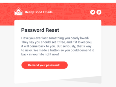 Transactional, Onboarding, and Digest Emails flat shadow illustration pattern digest password onboarding emails transactional