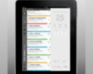 Tippy Top Secret iPad work ipad design-lite blurry