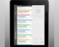 Tippy Top Secret iPad work