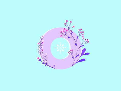 Christmas Color Font - SVG Font
