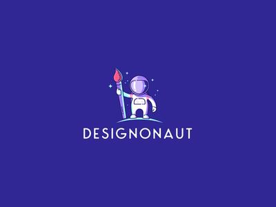 Designonaut Logo Design
