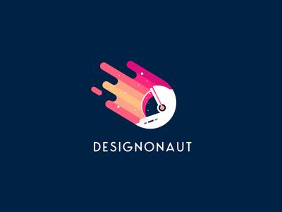 Designonaut Logo - Opt 2