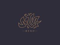 Hend   Logo Design