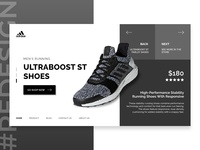 #Redesign   Adidas Ultraboost Shoes