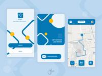 UI Design for START Gear