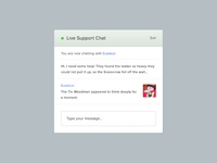 GoSquared Live Support Chat