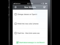 To-Do List iOS App