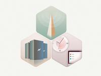 Network Icons [Étude]