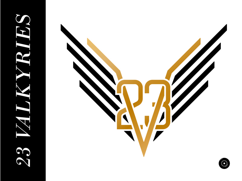23 Valkyries rock band classic rock wings logo band 23 valkyries valkyries 23