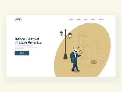 Mi baile (Dance website)