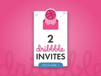 2 Invite Giveaway!