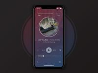 Music Player UI Challenge