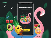 07 Day-summer party
