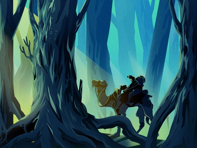 Forest travel