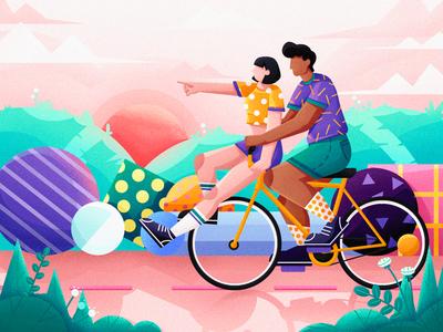 Partner illustration
