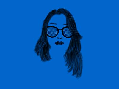 Hal profile wallpaper illustration design art
