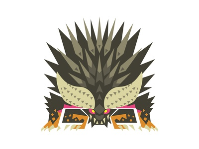 Nergigante Monster Hunter