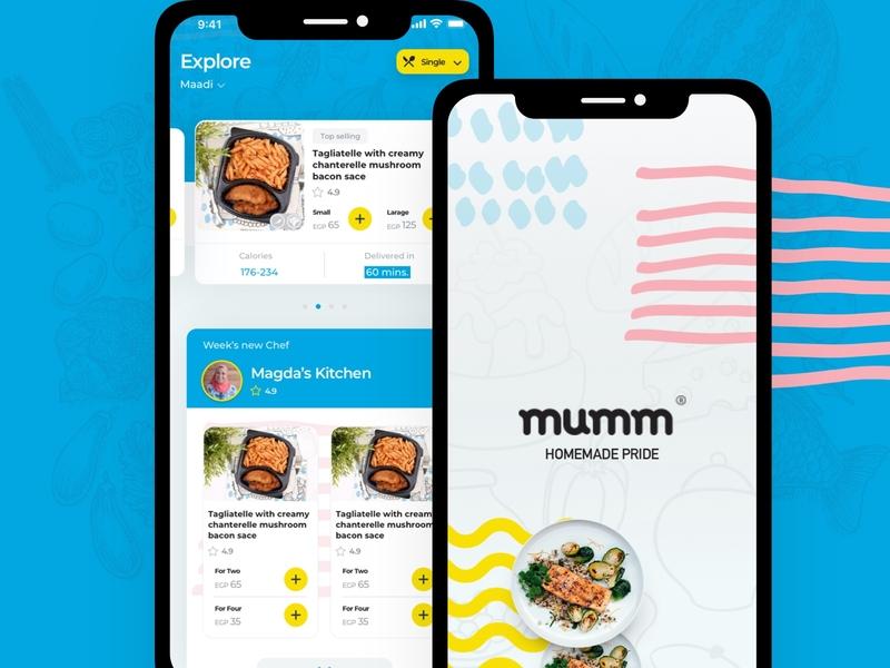 Mumm Redesign Concept