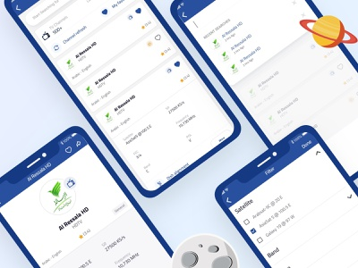 Arabsat Mobile App Design UI/UX arabic ux design ux  ui ux animation ux challenge ui pack ui interaction design