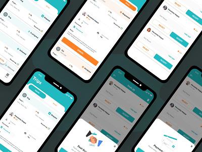 Noopets Mobile App Design UIUX branding design android app arabic ux  ui ux design ux challenge ux animation ui pack ui interaction design