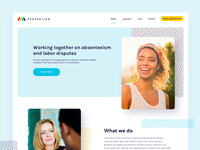 Provention - Website style exploration