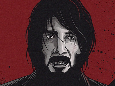 John Wick Movie Poster By Payback Penguin On Dribbble
