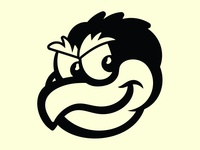 Payback Penguin Mascot