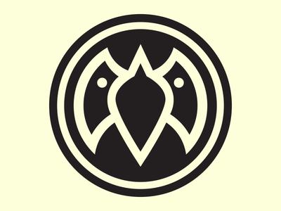 Payback Penguin Logo mascot sports payback facepaint warrior ultimate warrior penguin logo