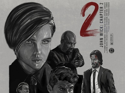 Never Stab the Devil in the Back car assassin italy hitman common keanu photoshop adobe photoshop painting john wick