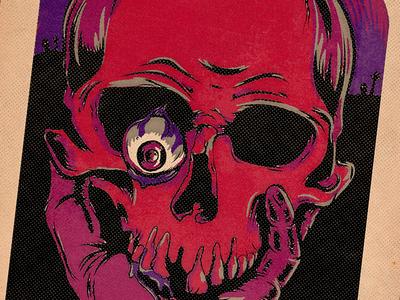 Fear of the Walking Dead Season 3 - Tribute horror blood eye zombie skull amc ftwd twd the walking dead fear of the walking dead