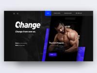 #Change app# web