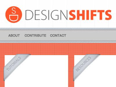 Design Shifts logo blog