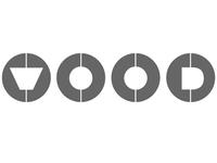 WOOD Skateboard Rings Logo