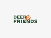 Deer Friends | Logo Design