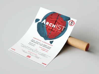 archist poster