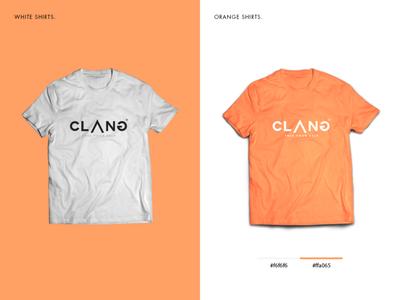 clang tshirt