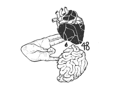 conformation stimulation brain heart hand