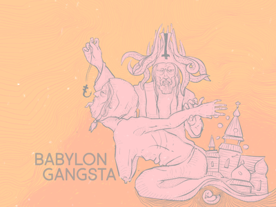 babylon gangsta poverty power gain church