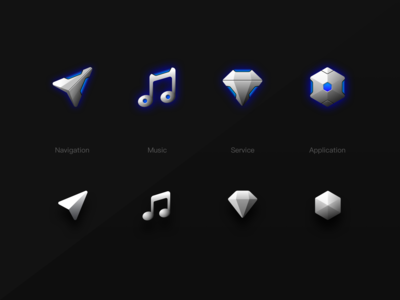 Tab icon for vehicle theme