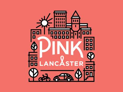 Pink Lancaster
