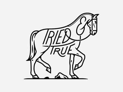 Tried & True - Walking Horse
