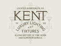 Kent Luxury Lighting and Fixtures