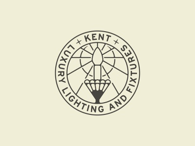 Kent adc brooklyn brand identity identity design stamp design badge design logo design typography